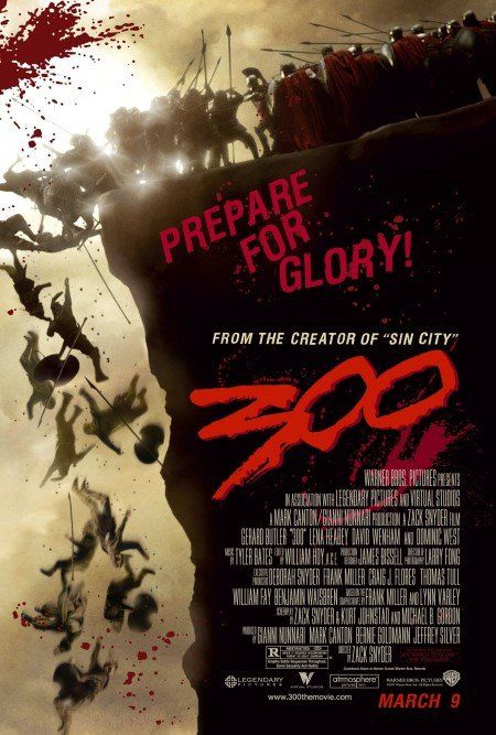 300 2006 Best Movie Posters 300 Movie Action Movie Poster