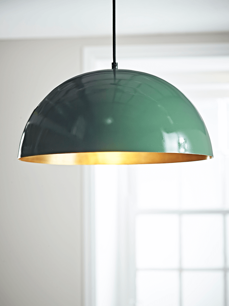 new pendant lighting. new green u0026 gold pendant light new lighting