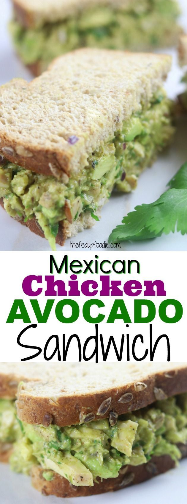 How To Make The Best Avocado Chicken Sandwich