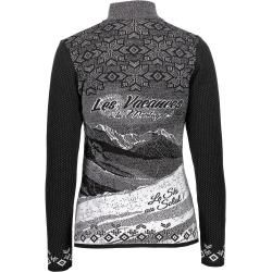 Photo of Cmp W Sweat Knitted Pp Printed | 34,36,38,40,42,44,46,48 | Schwarz | Damen F.lli Campagnolo