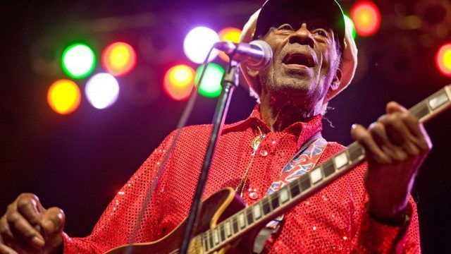 legendary rock n roll artist chuck berry has died at the age of 90 according to the st charles county police department in missouri