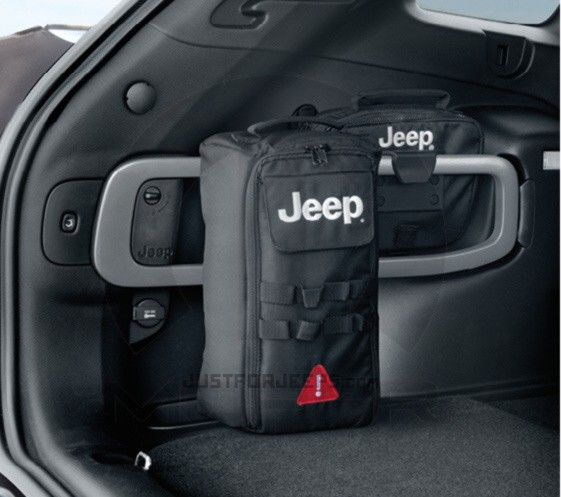 Roadside Saftey Kit Cargo Management System Jeep Grand