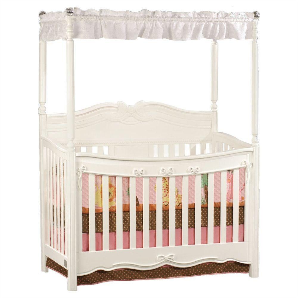 Delta Children S Products Disney Princess Enchanted Convertible Crib White Cribs Baby Cribs Princess Crib