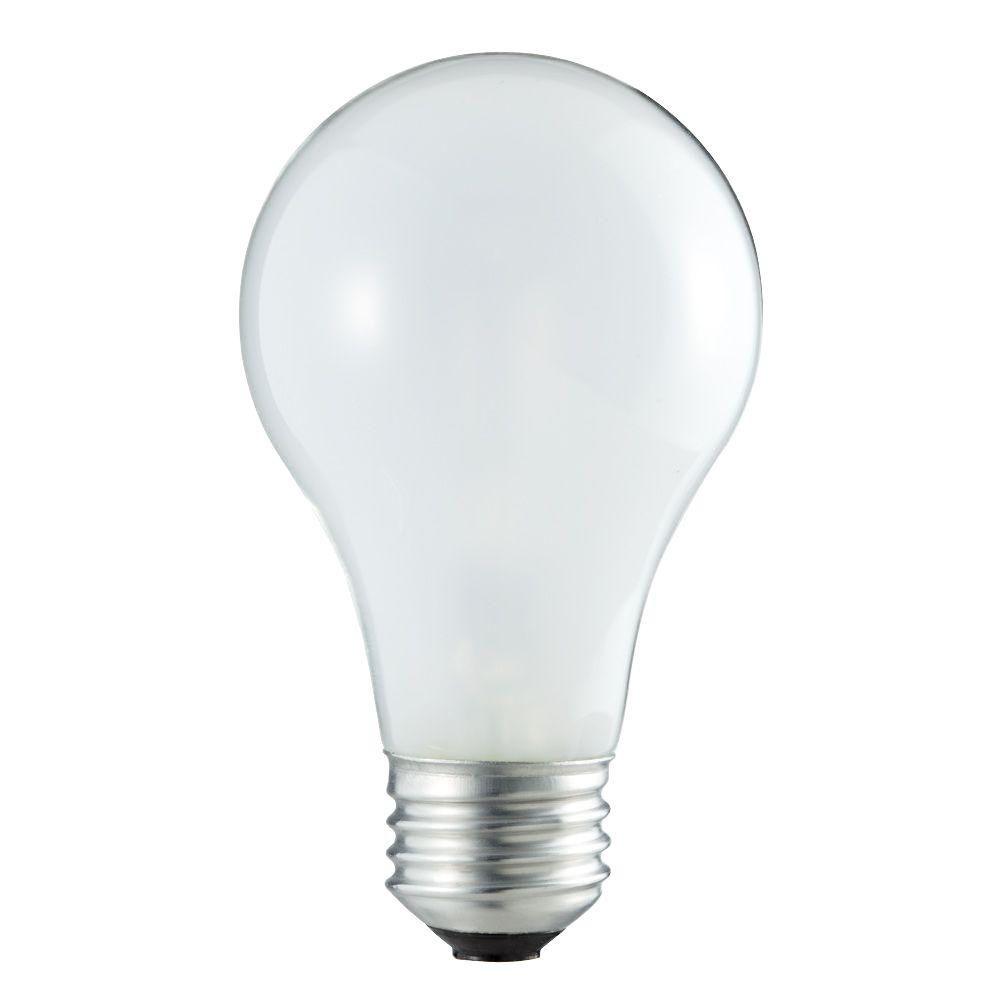 Philips 60w Equivalent Eco Incandescent A19 Soft White Light Bulb 24 Pack Light Bulb Incandescent Light Bulb Smart Light Bulbs