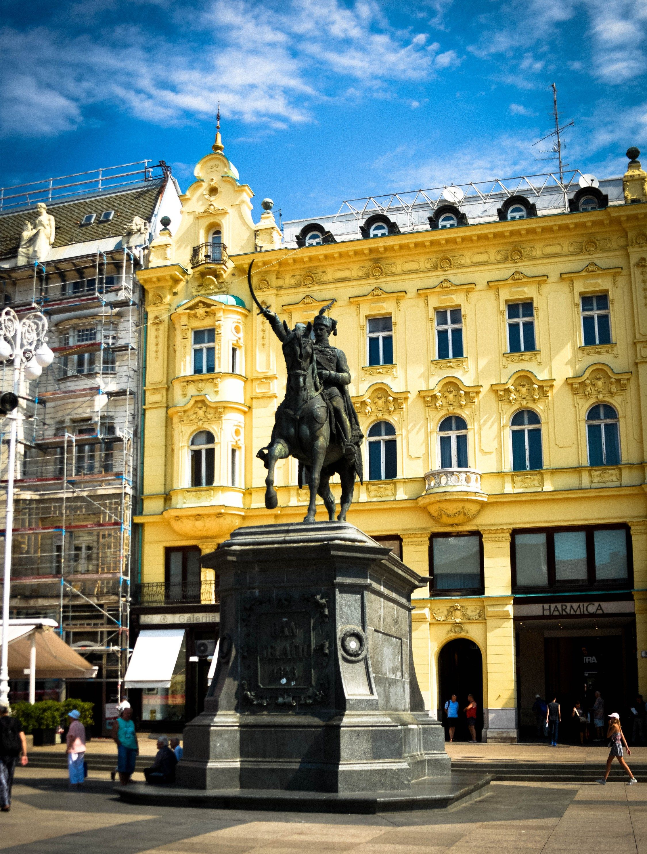 10 Gorgeous Historic Places In Zagreb Croatia History Fangirl Zagreb Croatia Zagreb Croatia