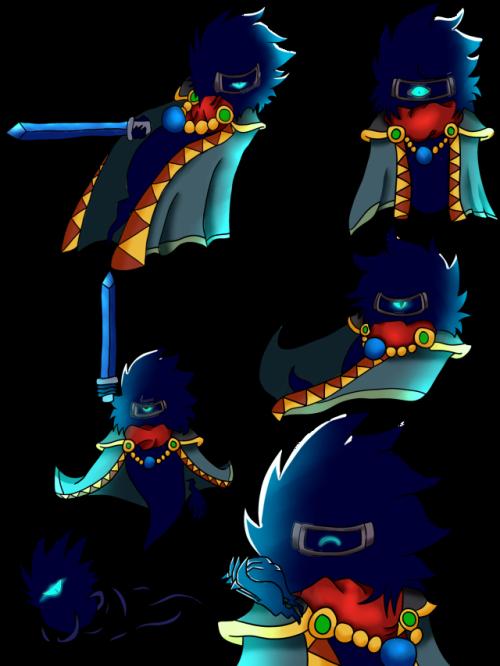 dark matter swordsman skylar - photo #41
