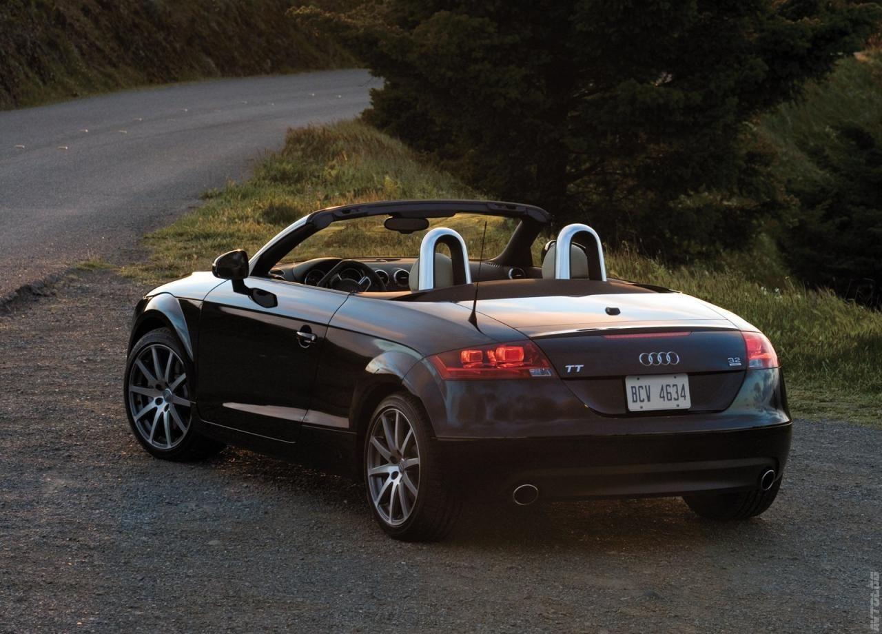 Kekurangan Audi Tt Roadster Review