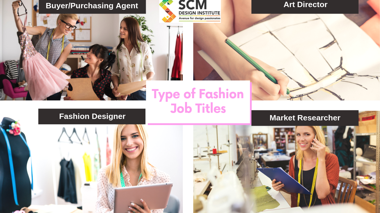 Types Of Title In Fashion Design Fashion Marketing Create Photo