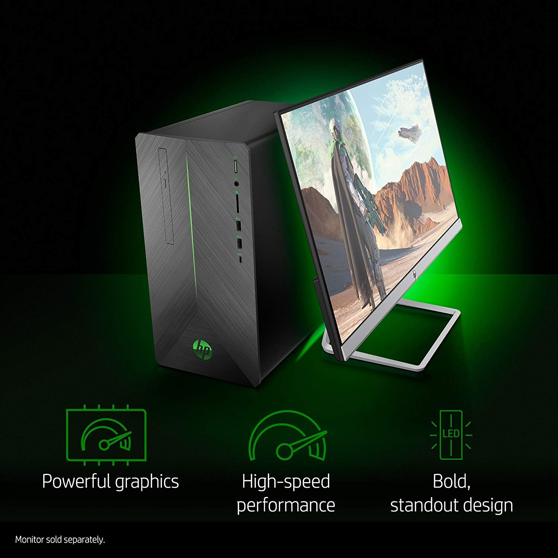 Hp Pavilion Gaming Desktop Computer Amd Ryzen 3 2200g Amd Radeon