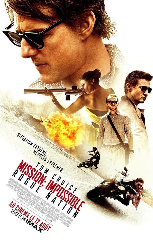 Featurette, spots TV et photos de Mission Impossible 5