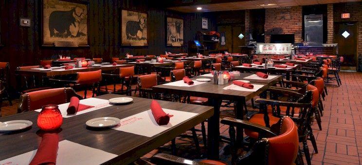 steak house images   Cattlemens Steak House in the Fort Worth's Historic Stockyards ...
