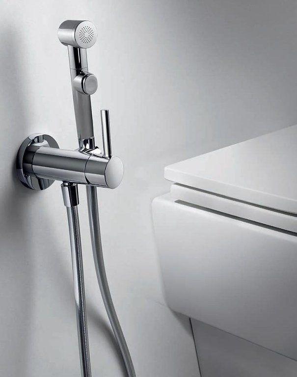 Grifo ducha para no poner bidet decorar tu casa es - Grifos modernos bano ...