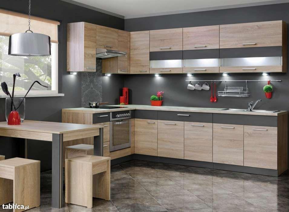 Meble Kuchenne Tanio Kitchen Design Kitchen Kitchen Cabinets
