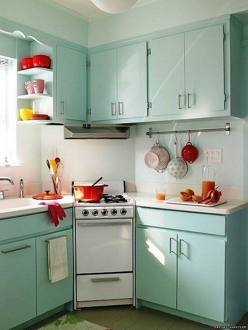Lovely Retro Style Small Kitchen Appliances