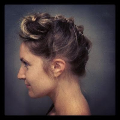 Wicked updo