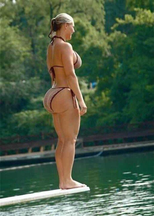 Big ass white women