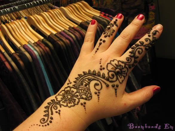 Henna Tattoo How Long Does It Last : Long henna designs google search styles