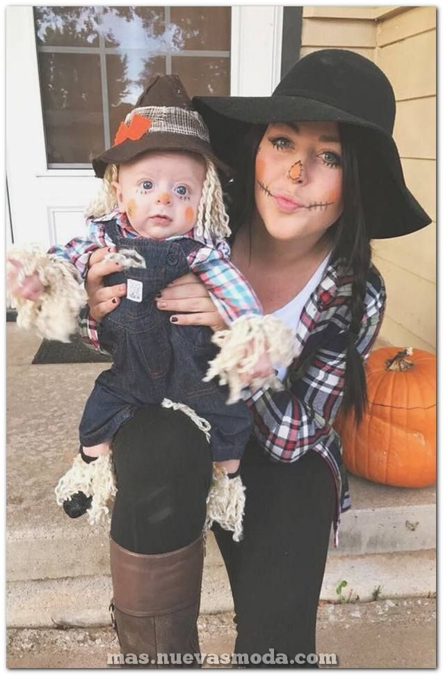 70 Disfraces De Halloween Para Mamá Y Para Mí Hermosos Y Halagador Daughter Halloween Costumes Mother Daughter Halloween Costumes Baby Girl Halloween Costumes
