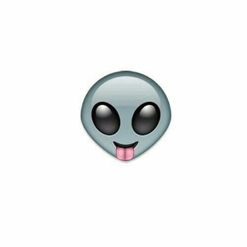 Alien Kawaii Overlays Tumblr Alien Emoji Overlays Transparent