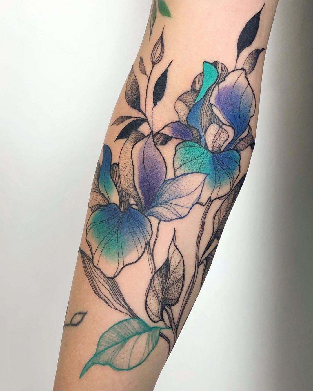 Thanks Half Sleeve Tattoo Tattoos Sleeve Tattoos
