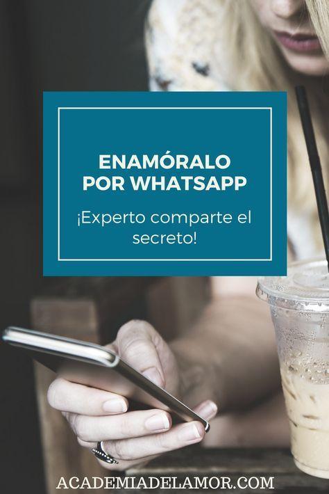 Whatsapp O La Mensajería Instantánea Ahora Es Un Medio Moderno Y Efectivo Para Conquist Frases De Enamorados Frases De Distancia Amor Mensajes Para Conquistar