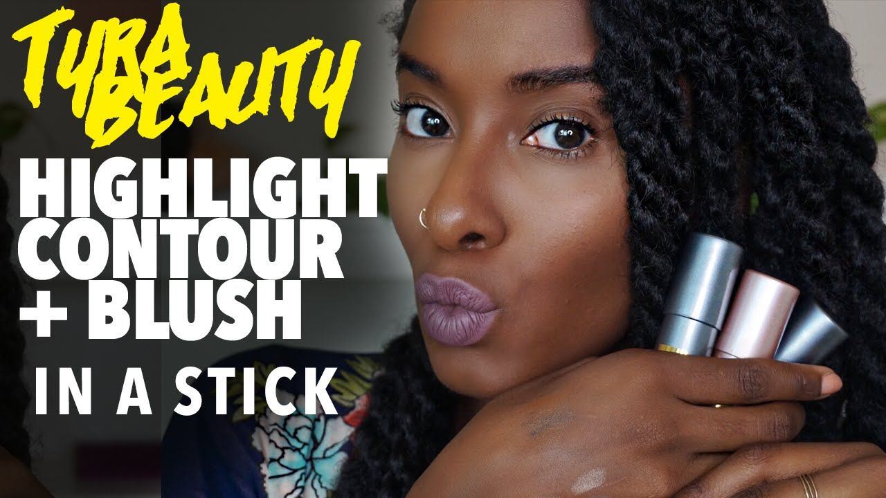 Highlight Contour Blush In A Stick Youtube Pinterest