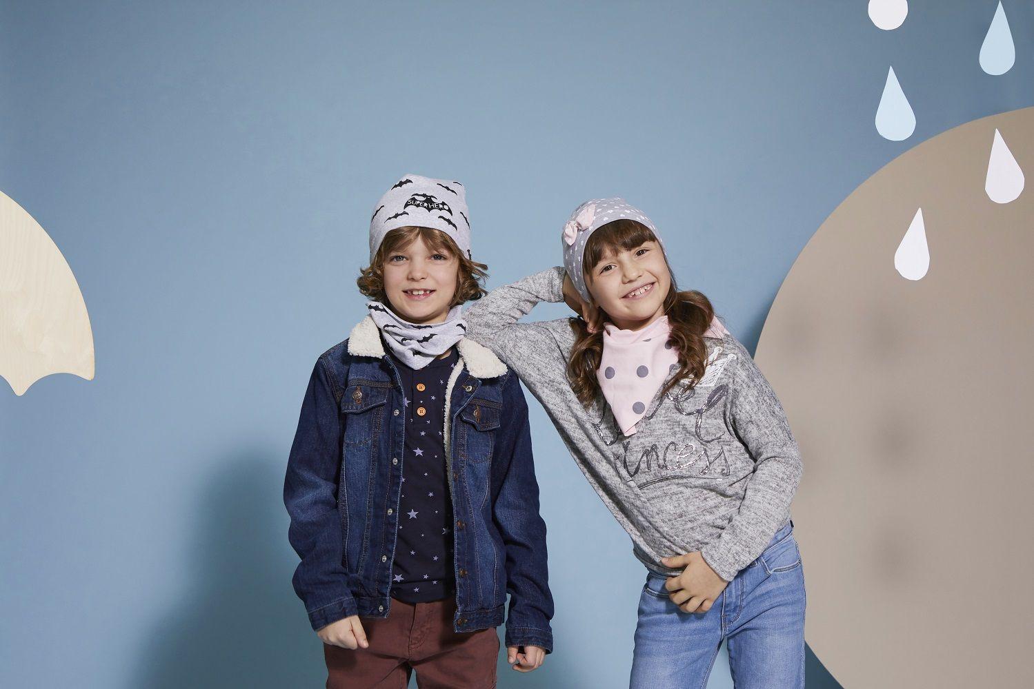 Stylizacja Dziecieca Moda Dziecieca Stylizacje Moda Online Czapka Kurtka Jackets Denim Jacket Fashion