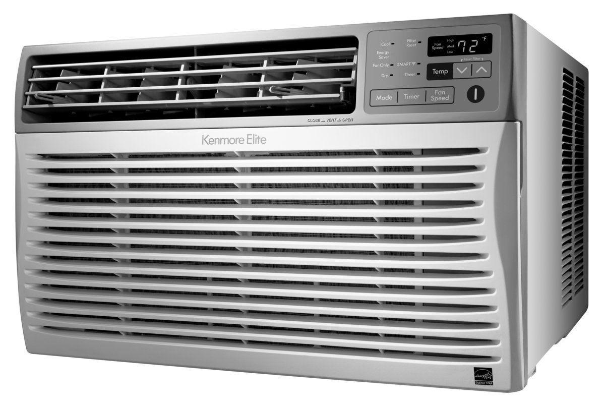 Kenmore smart 8000 btu room air conditioner 175 room