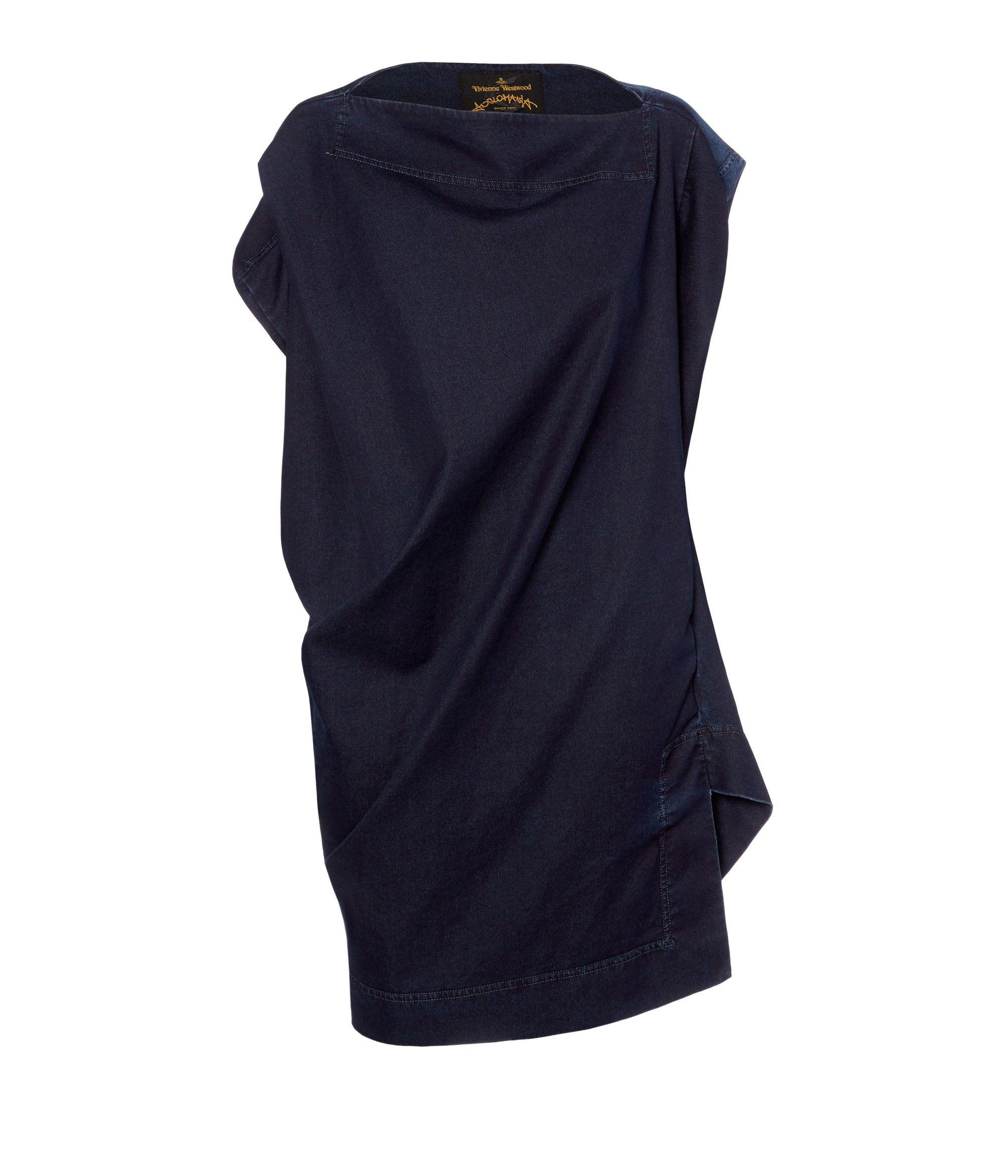 Blue Denim Lily Dress