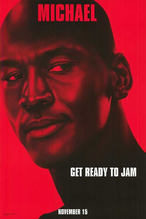 space jam movie posters   SPACE JAM POSTER ]