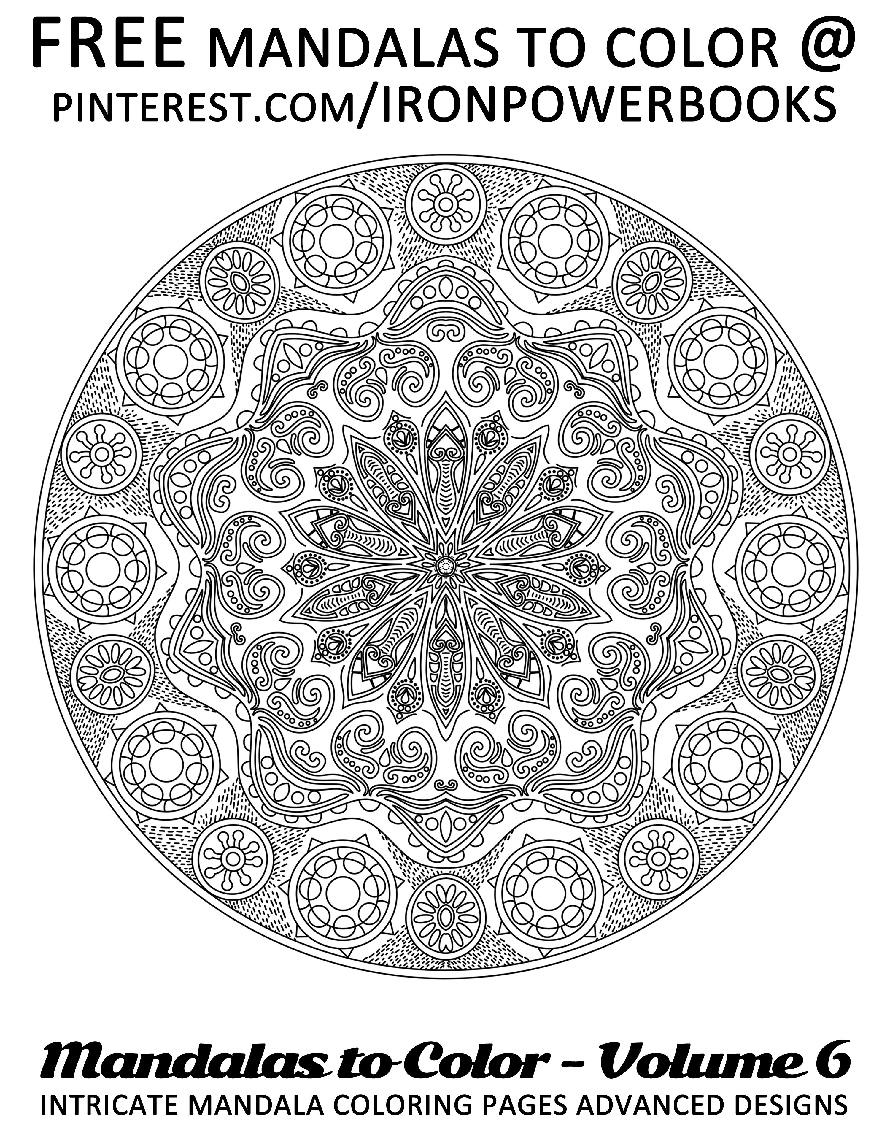 Coloring Pages Of Mandala To Print Mandalas Coloringpagesforadults More Intricate Mandalas At Mandal Mandala Coloring Mandala Coloring Pages Coloring Pages