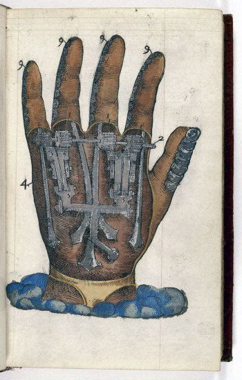 Prosthetic Body Parts from the 1500′s | S.O.M.F