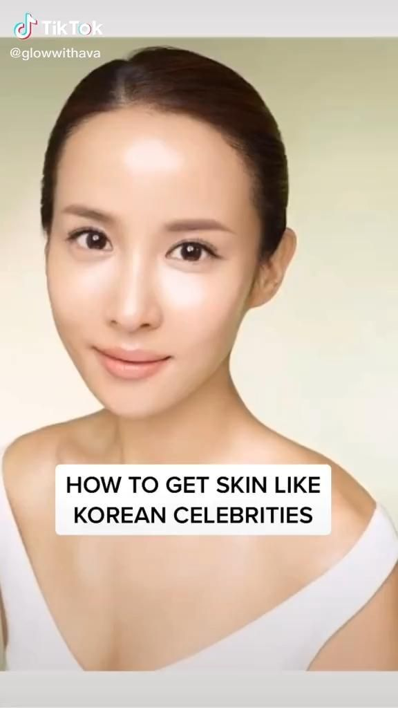 BEAUTY TikTok Watch this Easy Korean Celebrity Skincare Routine You Can Do And Korean Products You Can Use Beauty TikTok by @glowwithava #beauty #beautytips #beautyblogger #beautyinspiration #beautyinspo #makeup #makeuptips #makeuptutorial #makeuptutorials #makeuptiktok #beautytiktok #glamup #glowup #mensmakeup #boysmakeup #girlsmakeup #womensmakeup #makeupblogger #makeupinfluencer #beautyinfluencer #tiktokinfluencers #tiktokbloggers #kbeauty #koreanbeaut #AntiAgingSkinCare