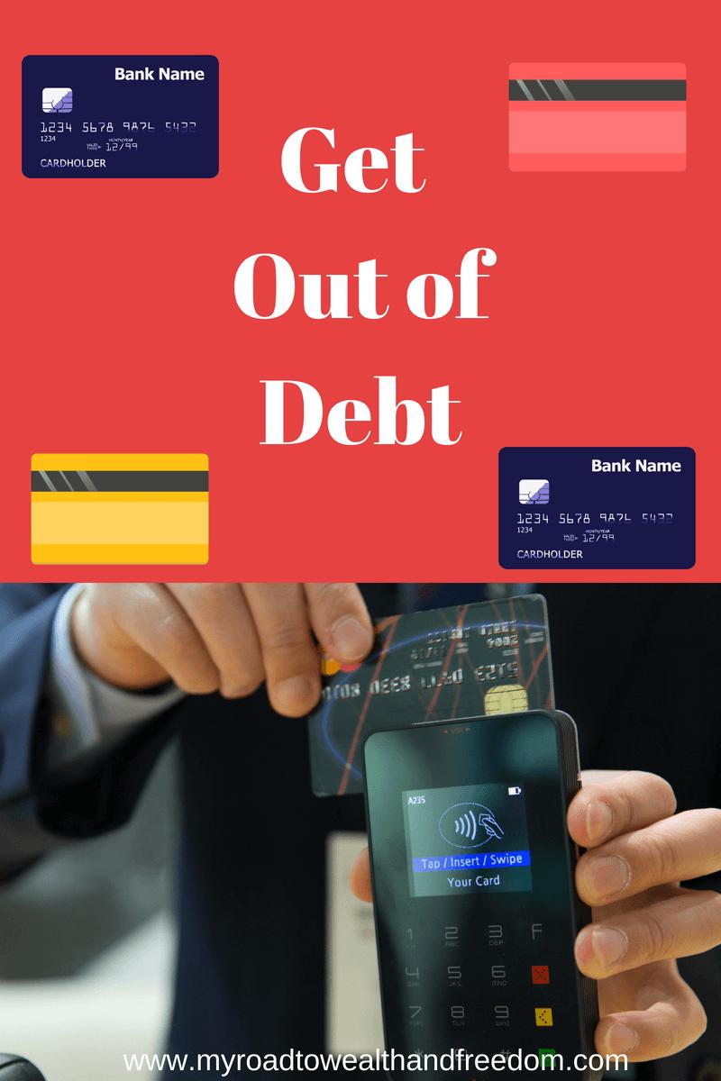 Get Out of Debt - Debt relief programs, Debt relief ...