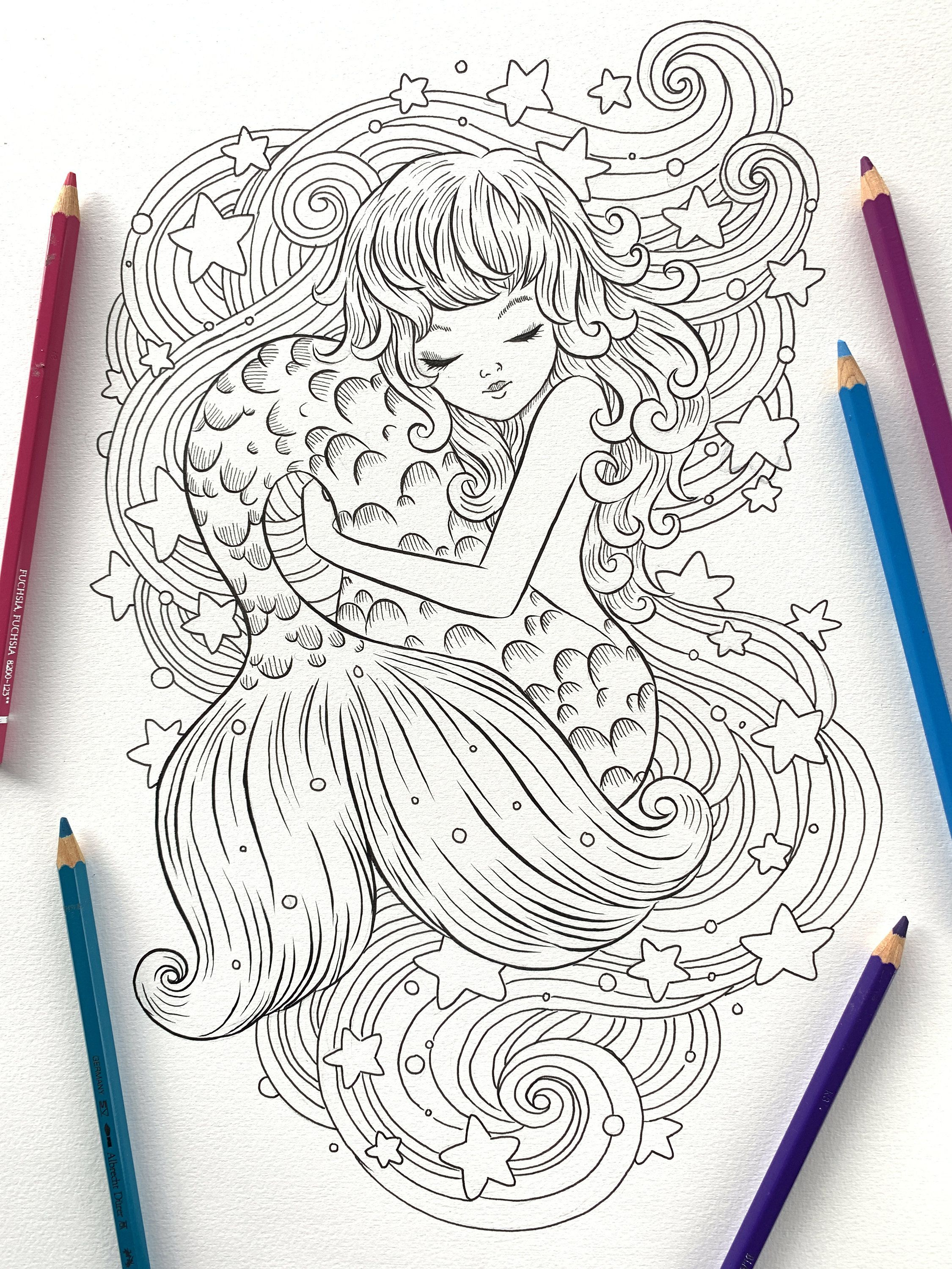 Pin On Coloring Pages For All Ages