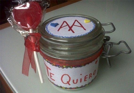 DIY: Regalito para San Valentín - http://www.manualidadeson.com/diy-regalito-para-san-valentin.html