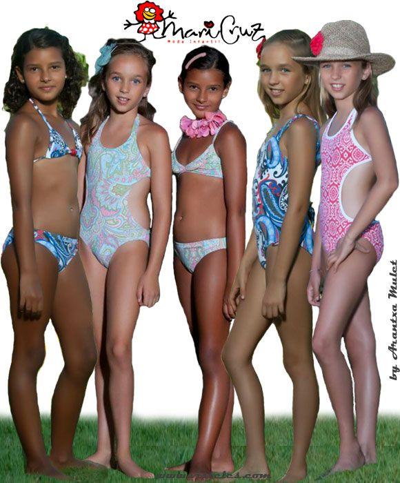 Mari Cruz Moda Infantil Ninas 2012 Moda Infantil Moda Ninos