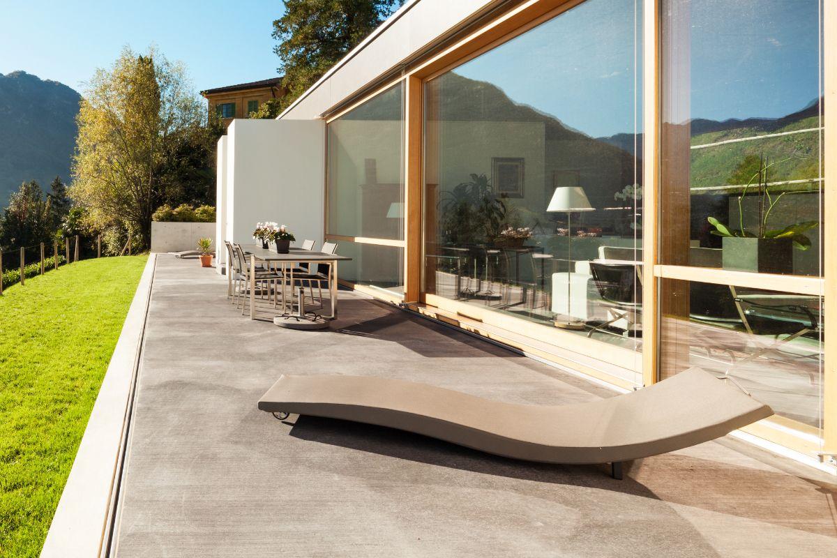 Hous gepolierde beton informatie betonvloeren prijs advies terras