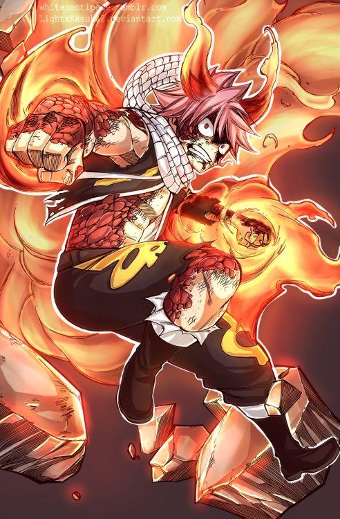 Natsu Dragneel Dragon Force Natsu Fairy Tail Fairy Tail Fairy Tail Anime