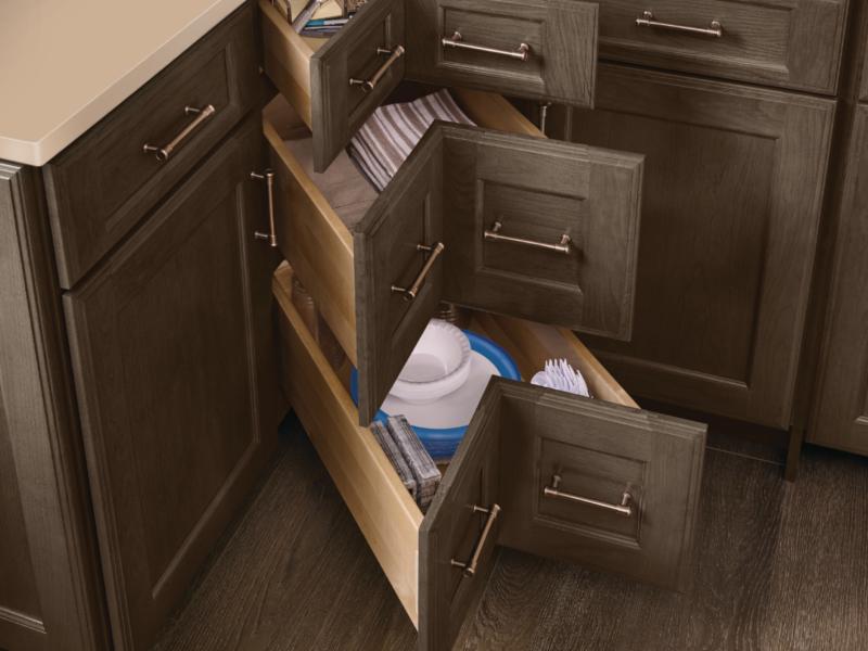 Base Corner Drawer Cabinet Corner Drawers Corner Kitchen Cabinet Menards Kitchen Cabinets