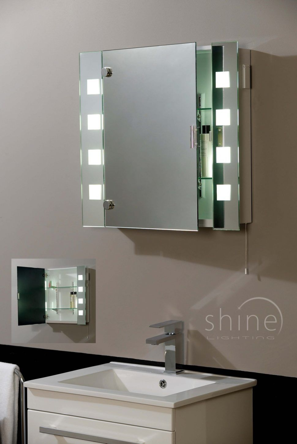 Ikea Bathroom Mirrors With Storage