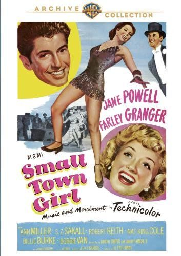 """""""Small Town Girl"""" (1937)."""