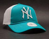 d38fa1c2fe2 Koupit Kšiltovka New Era Clean Trucker New York Yankees Turquoise Snapback