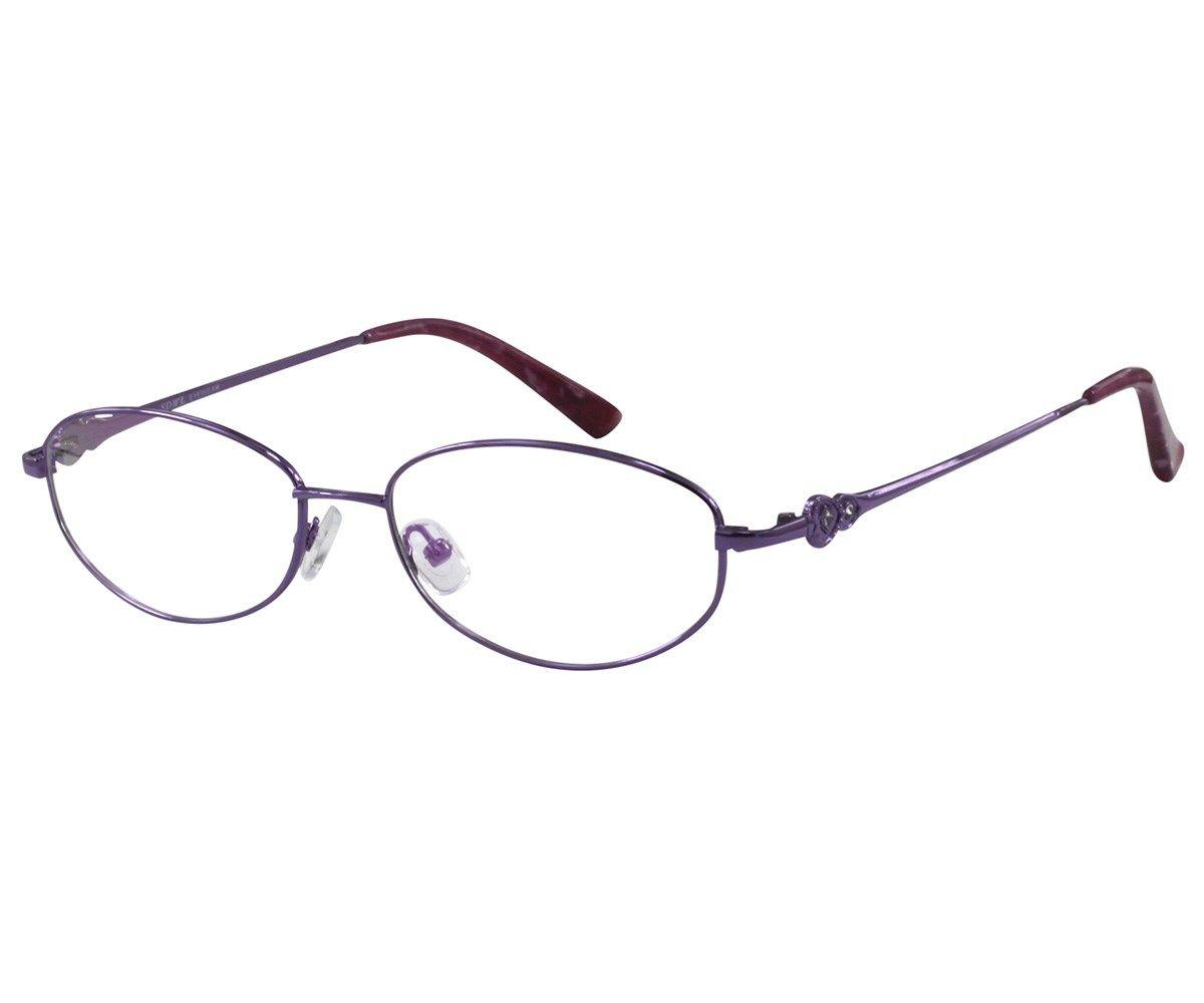27c3ea61734d Ebe Bifocal Women Reading Glasses Full Rim Light Weight Anti Glare Lenses  Violet