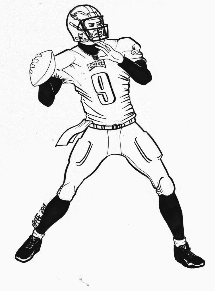 Football Player Coloring Pages Cam Newton Coloring Pages Coloring Home In 2020 Football Coloring Pages American Football Football Players Images