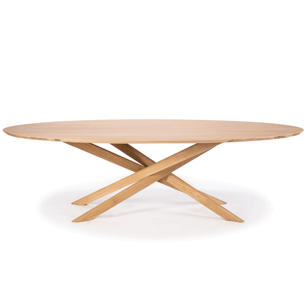 Mikado Oval Dining Table Oval Table Dining Dining Table Modern