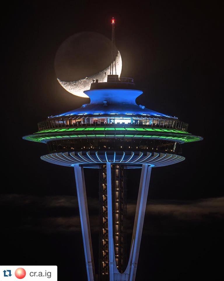 Seattle Space Needle Seattle Washington Seattle Photography Seattle