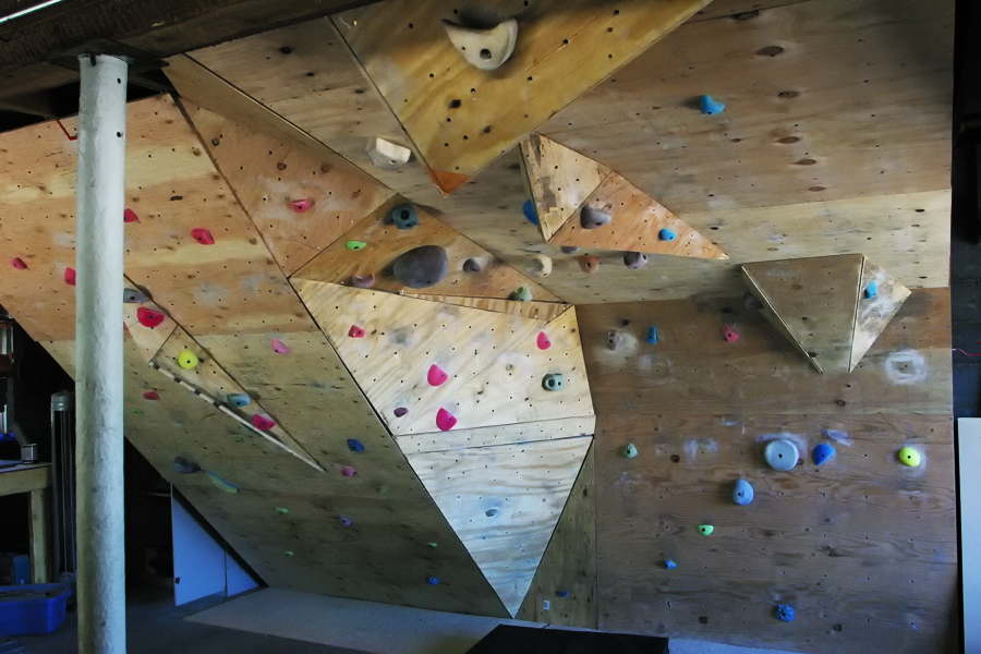 Inspiration Gallery » The Home Climbing Wall Resource | Adventure