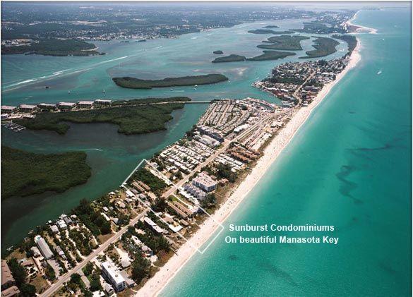 Sunburst Condos - Gulf to Bay beach front condo rentals on ...