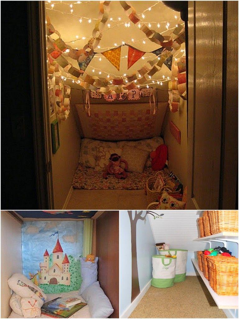 Understairs Storage Cupboard Ideas